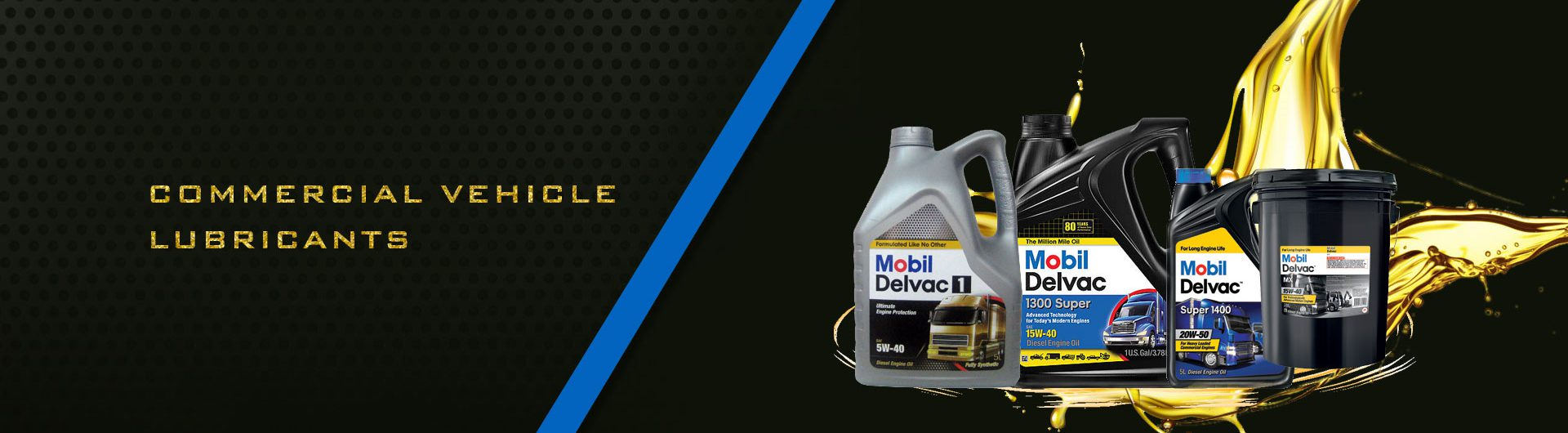 AKT Holdings, Mobil Myanmar, MJL & AKT Petroleum, Lubricants
